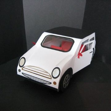 Mini Car Template